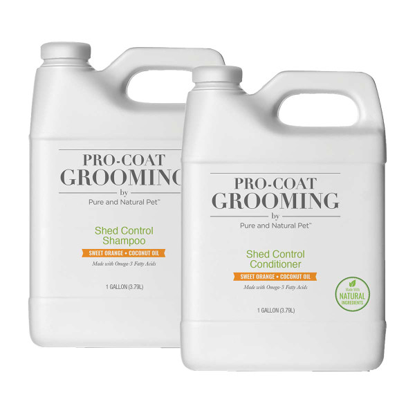 Pro Coat Grooming Shed Control Shampoo