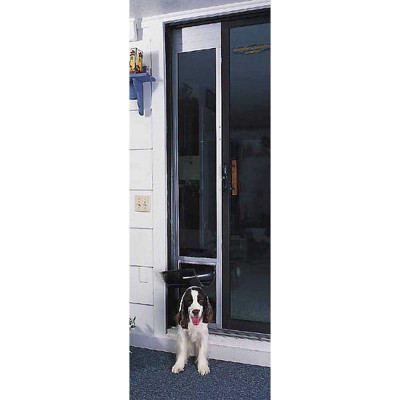 Small PetSafe Door Flap Fits Panel Pet and Wall Entry