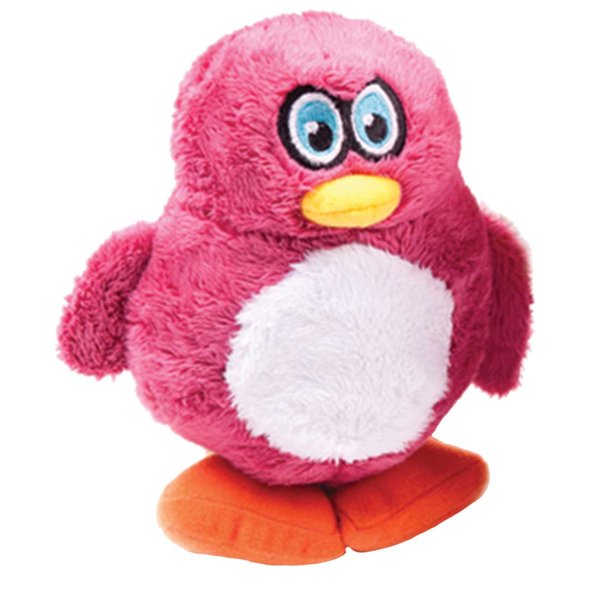 Small 7 inch Hear Doggy Plush Penguin for Dogs