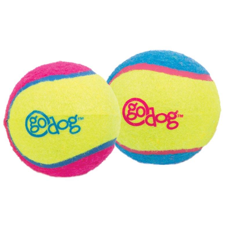 goDog Retrieval Large Ultimate Balls 2 pack
