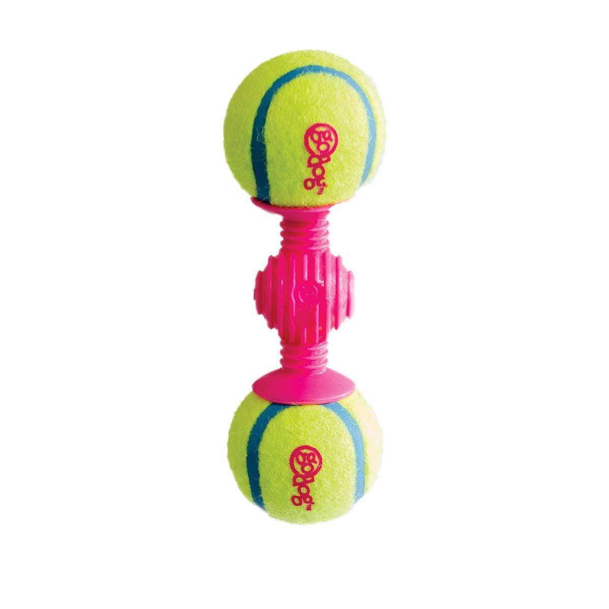 goDog Retrieval goBone Small Toy for Fetch