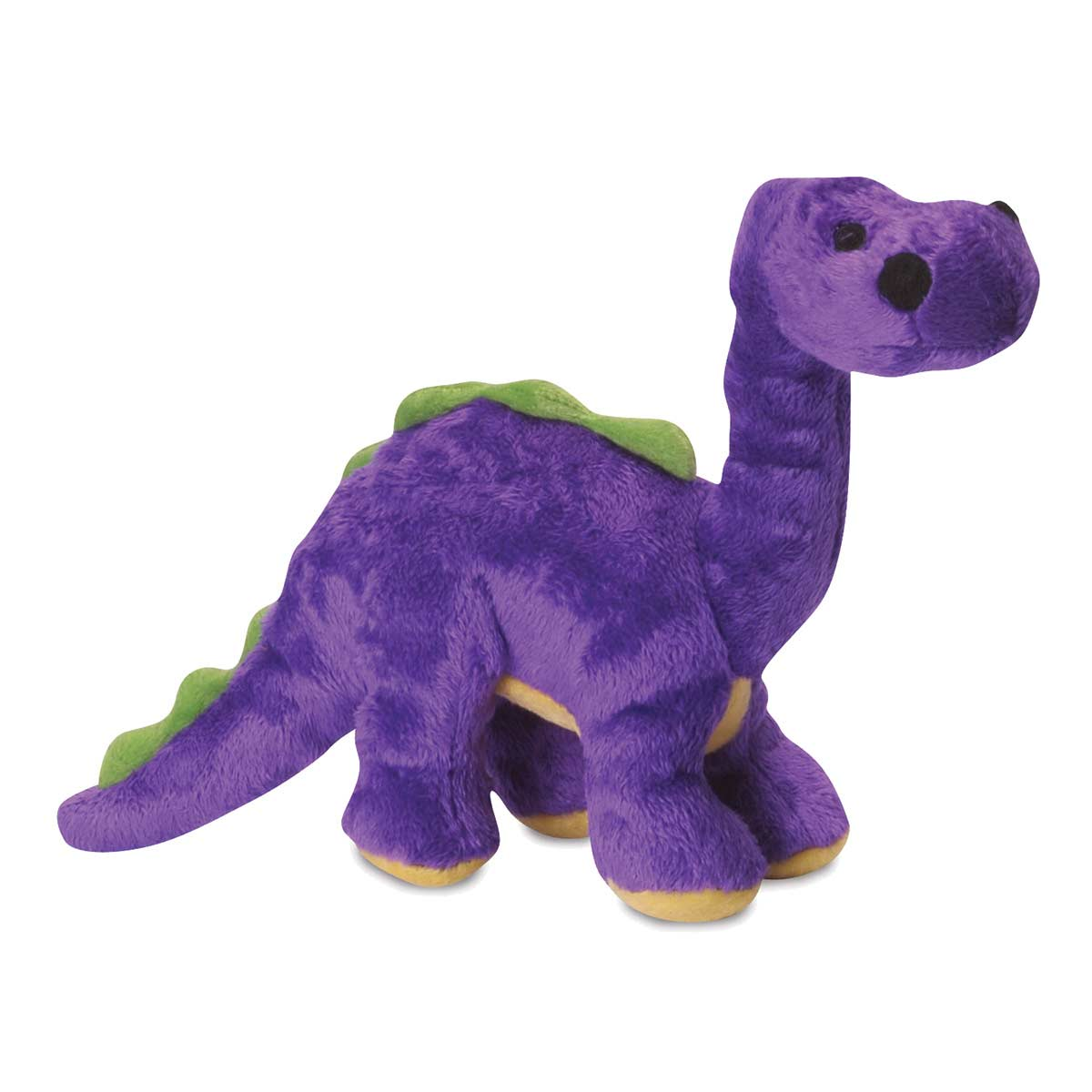 9 inch goDog Dinos Small Squeaks Small Bruto Dog Toy