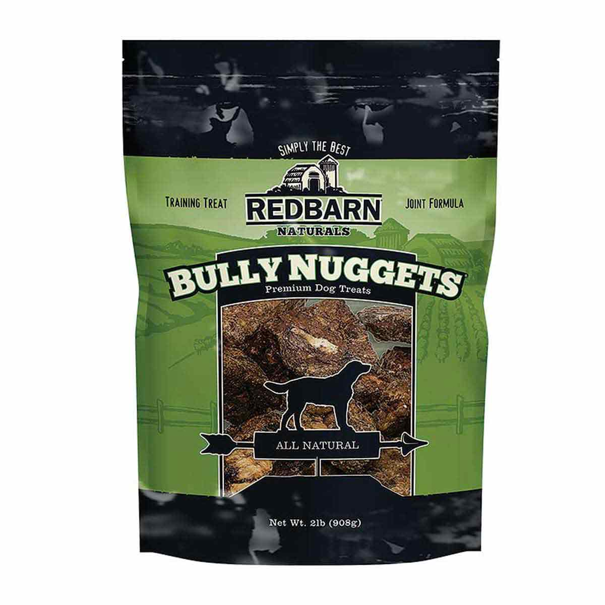 RedBarn Bully Nuggets Dog Treats 3.9 oz