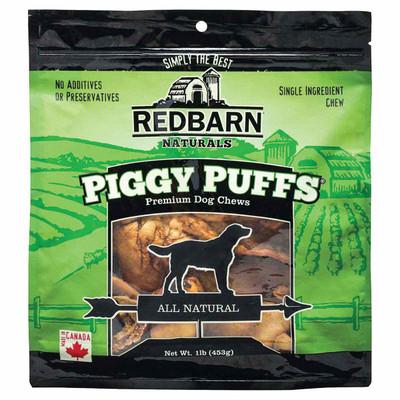 RedBarn Piggy Puffs 1 lb in Bag