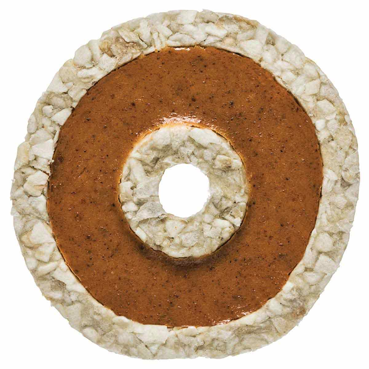 RedBarn Peanut Butter Barn Bagel for Dogs - 3.25""