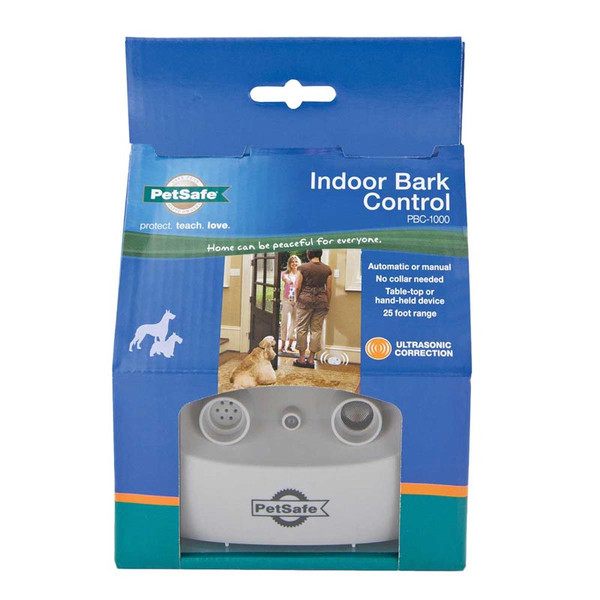 PetSafe Indoor Ultrasonic Bark Control in Packaging