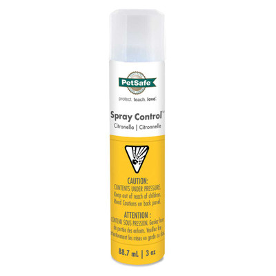 PetSafe Spray Refill for Bark Collar with Citronella Scent