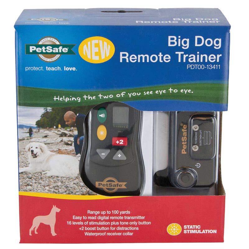PetSafe Remote Trainer for Big Dogs