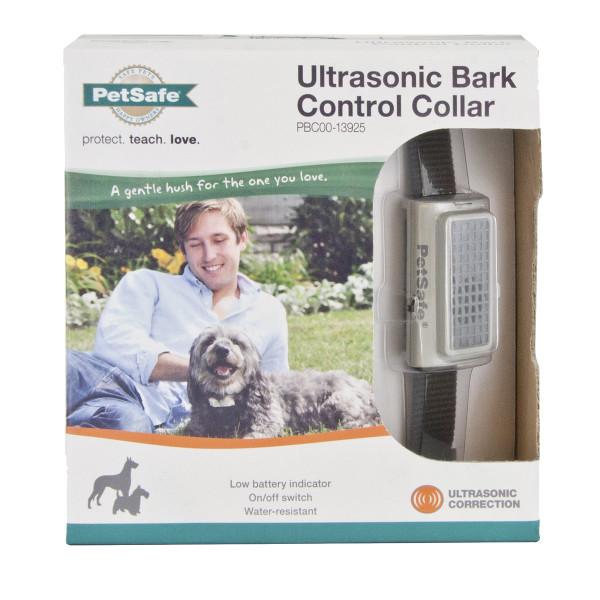 PetSafe Ultrasonic Bark Control Collar in Original Box Packaging