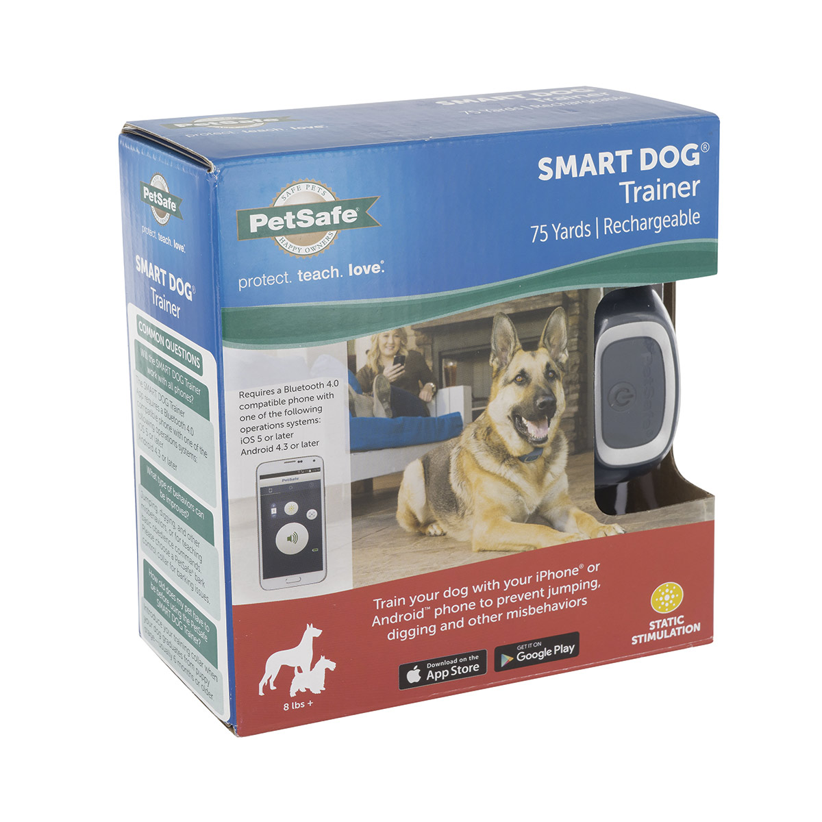 Box for PetSafe Smart Phone Dog Trainer