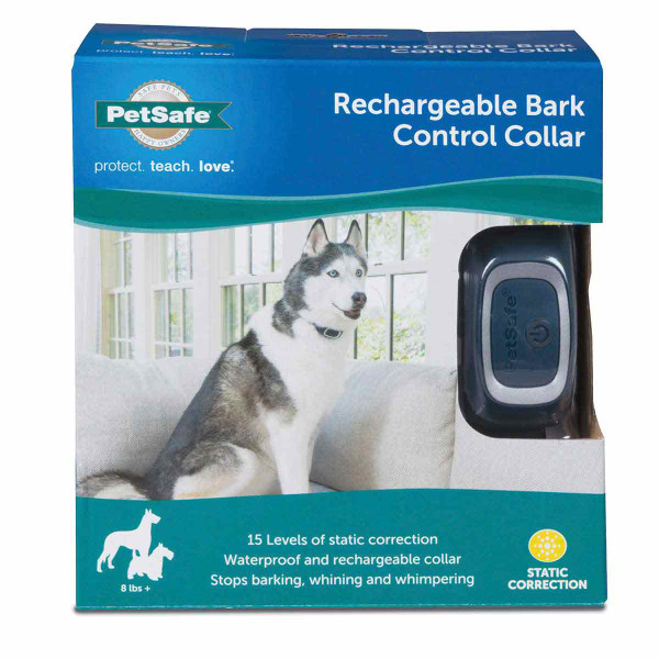 Box for PetSafe Rechargeable Bark Collar