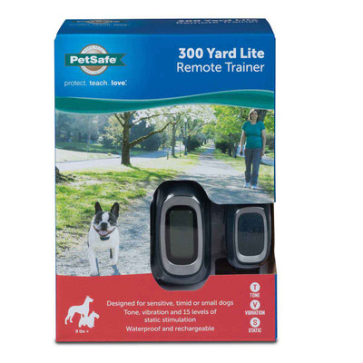 PetSafe 300 Yard Lite Remote Trainer for Dog training