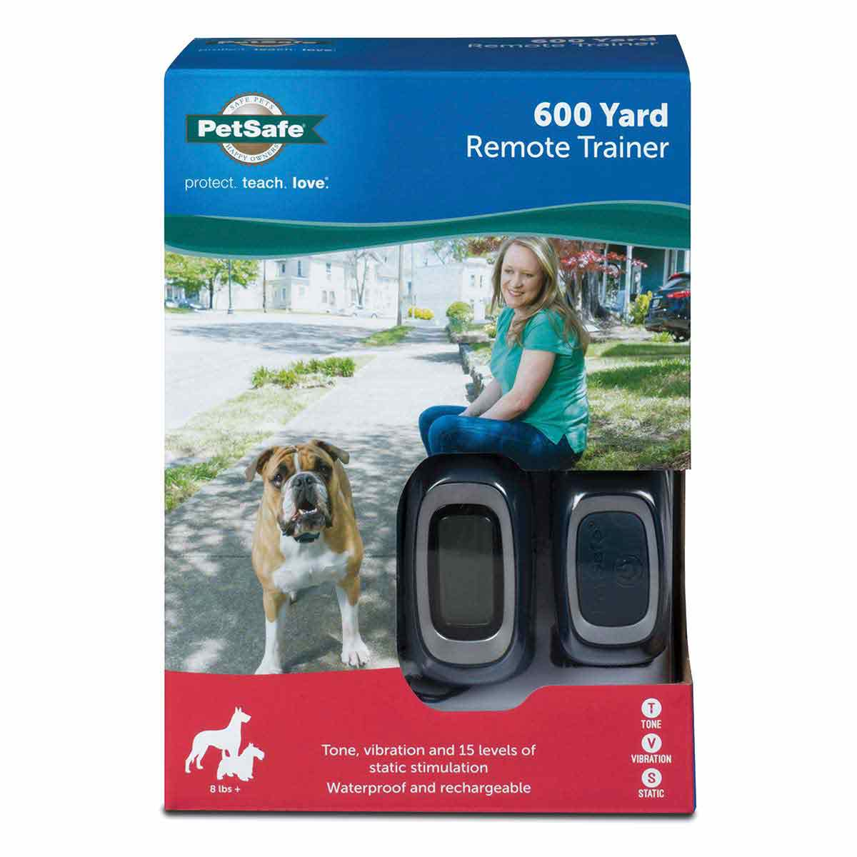 600 Yard PetSafe Yard Remote Trainer Pet Collar available at Ryan's Pet Supplies