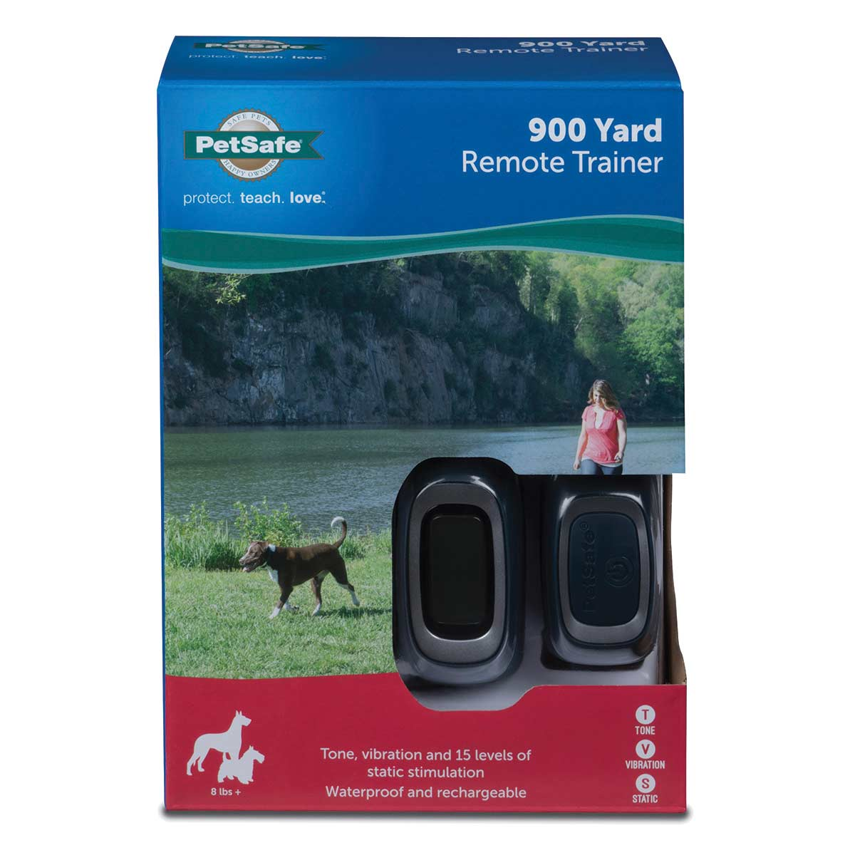 900 Yard PetSafe Yard Remote Trainer available at Ryan's Pet Supplies