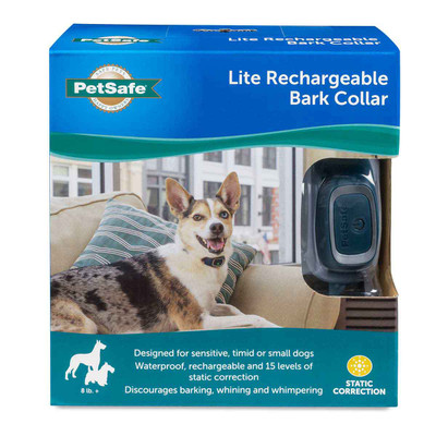 Front of PetSafe Lite Rechargeable Bark