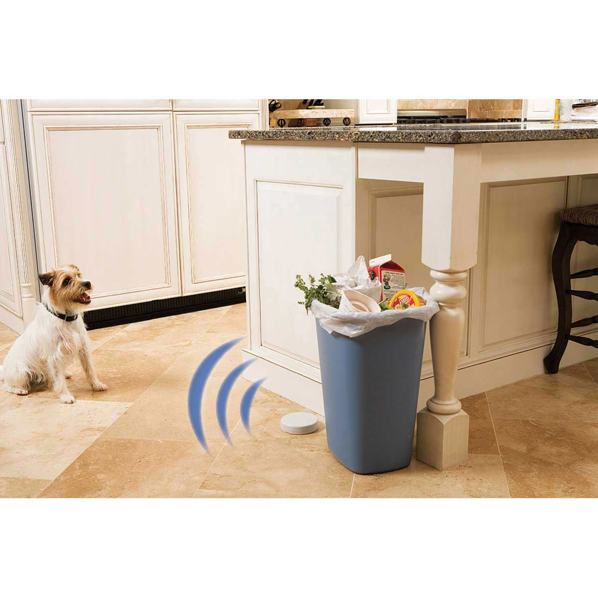 PetSafe Pawz Away Extra Indoor Barrier - Keeps Pets away from Trash and other Items
