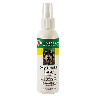 Miracle Care Oxy-Dental Spray 4 oz at Ryan's Pet Supplies