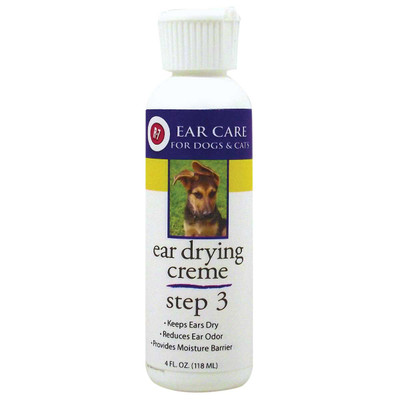 R-7 Ear Care Ear Drying Creme Keeps Dog and Cat Ears Dry