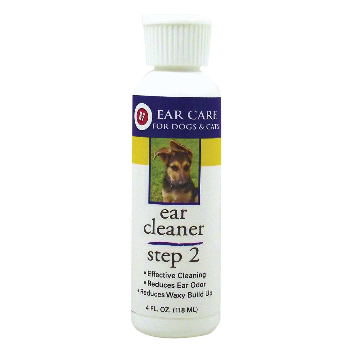 Step Two R-7 Ear Care Ear Cleaner For Dogs And Cats