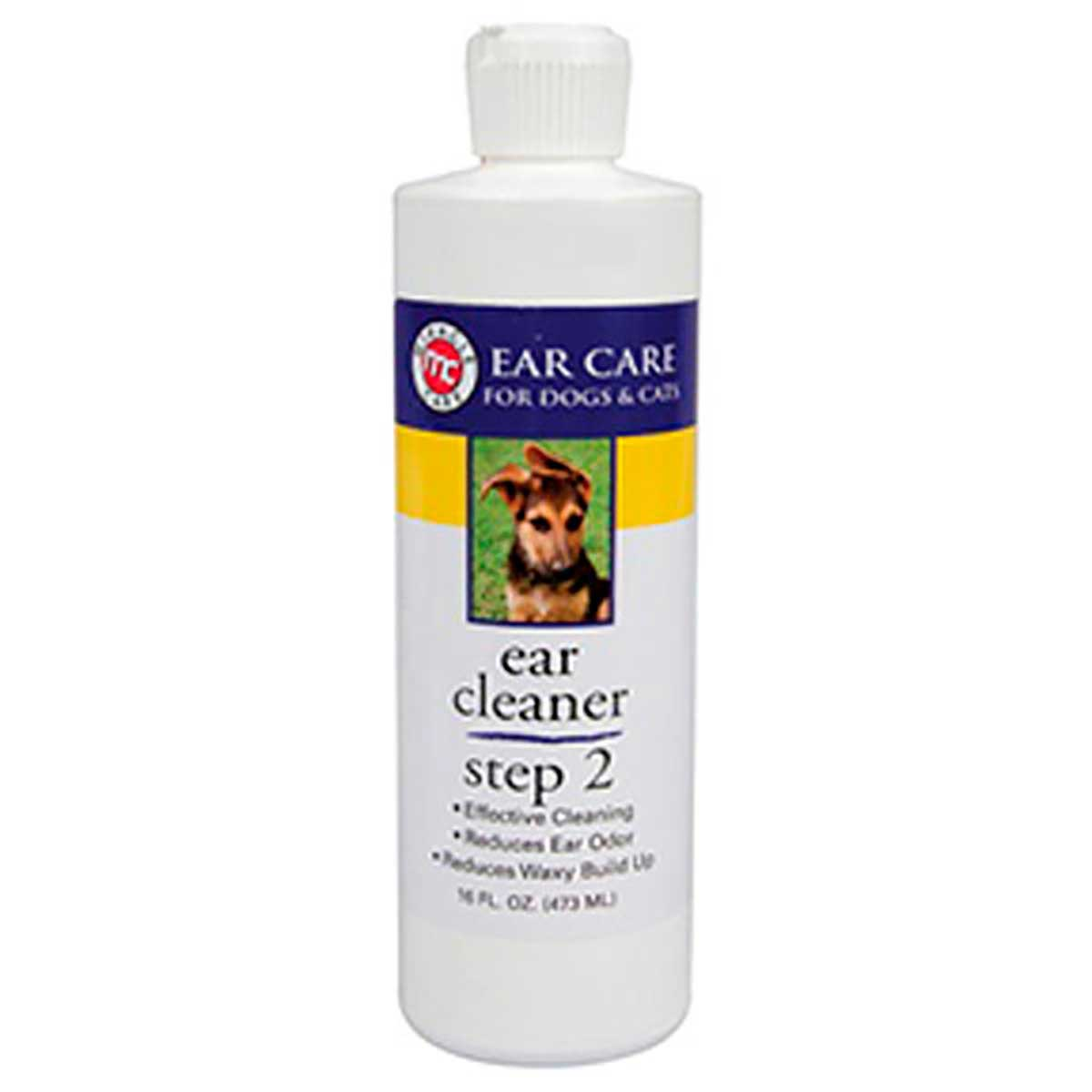 R-7 Ear Cleaner For Dogs And Cats Step Two