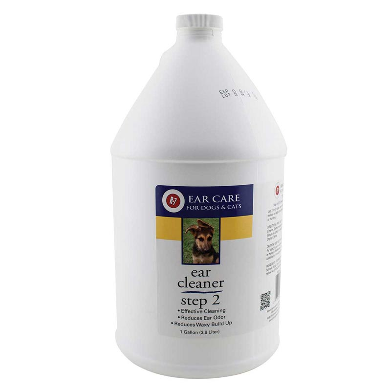 R-7 Ear Cleanser Gallon For Dogs And Cats at Ryan's Pet Supplies