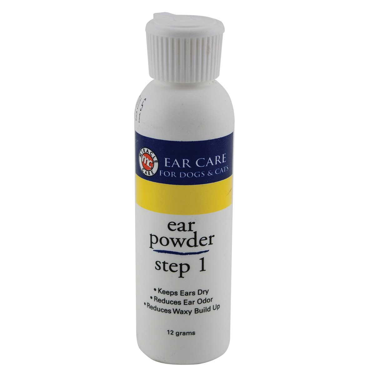 Miracle Care Ear Care Ear Powder For Dogs & Cats Keeps Ears Dry and Reduces Odor at Ryan's Pet Supplies