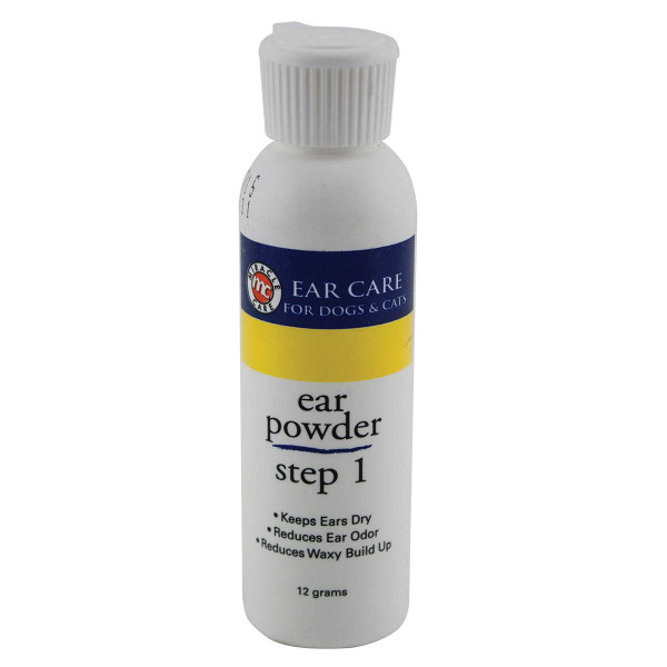 Miracle Care Ear Care Ear Powder For Dogs and Cats Keeps Ears Dry and Reduces Odor at Ryan's Pet Supplies
