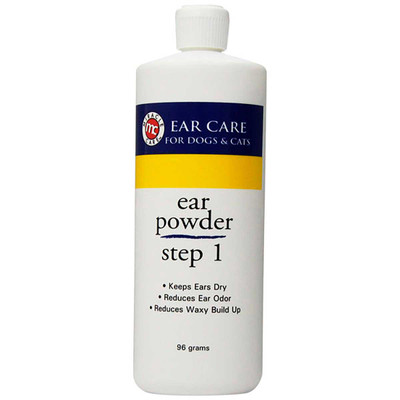 Miracle Care Ear Care Dog and Cat Ear Powder 96 Grams