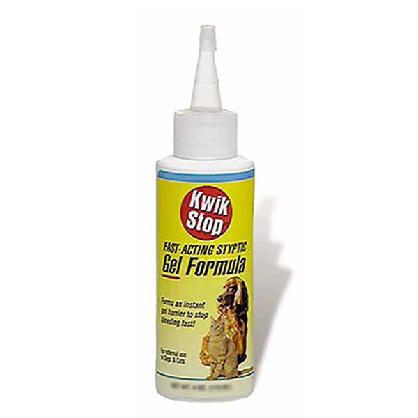 Cat and Dog Kwik Stop Styptic Gel 1 oz