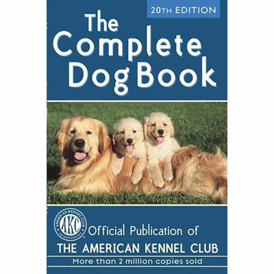 American Kennel Club The Complete Dog Book 20th Edition