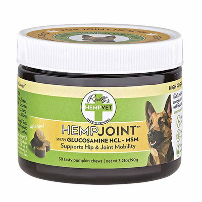 High Potency Joint and Mobility Support 30 Count CBD for Dogs