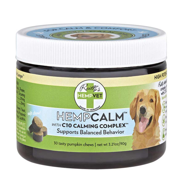 High Potency Calm and Comfort Support 30 Count CBD for Dogs