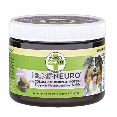 High Potency Neuro-Cognitive Support 30 Count CBD for Dogs
