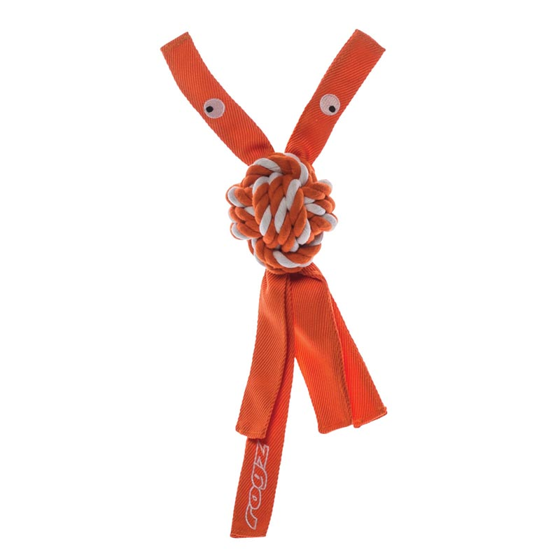 ROGZ Cowboyz Medium Knot Toy for Dogs