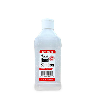 Front of Skouts Honor Hand Sanitizer 12 oz
