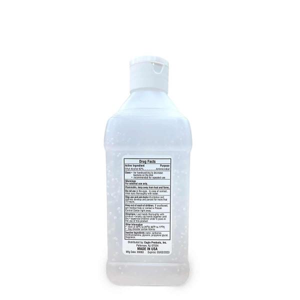 Back of Skouts Honor Hand Sanitizer 12 oz