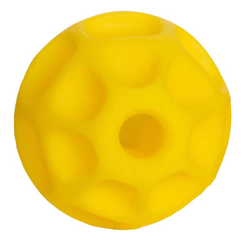 Small Starmark Treat Dispensing Tetraflex Toy for Dogs