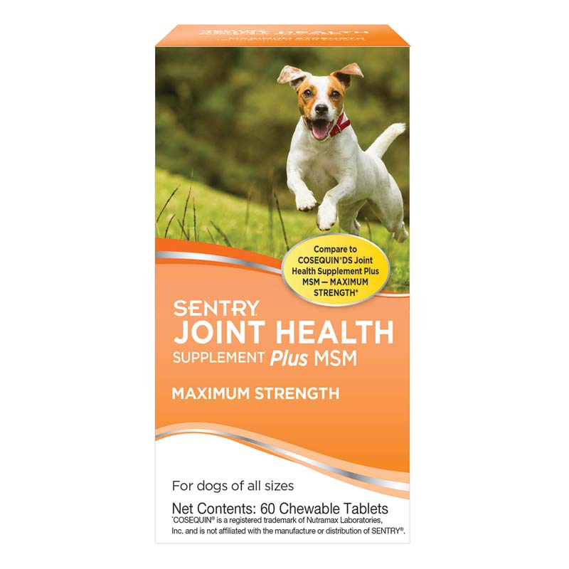 Sentry Joint Health Tablets Maximum 60 Tablets