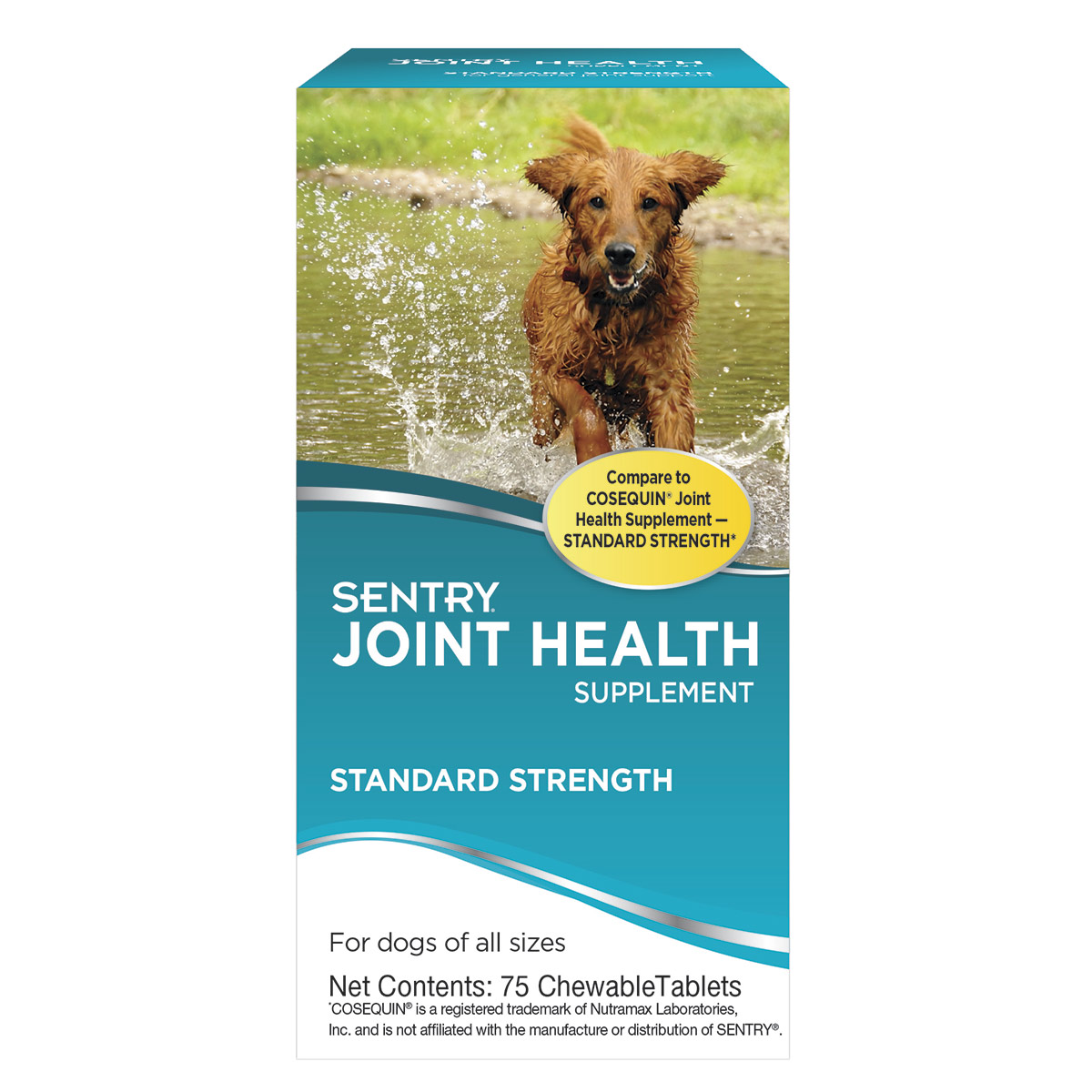 Sentry Joint Health Supplement Tablets for Dogs