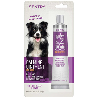 Good Behavior Calming Ointment for Dogs from Sentry