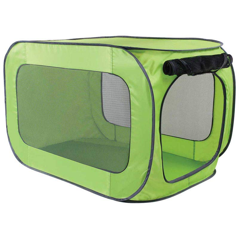 Professional Pop Open Dog Kennel Small 15 inches by 15 inches by 26 inches
