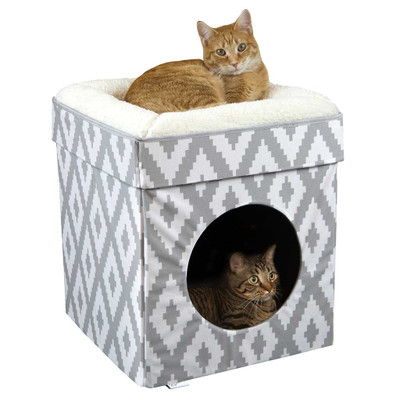 Kitty City Cat Condo Bed from SportPet