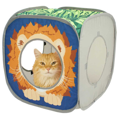 Kitty City Jungle Cube from SportPet