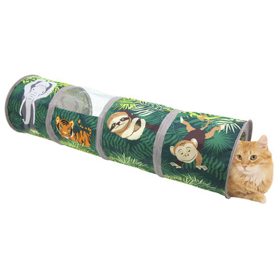 Kitty City Jungle Tunnel from SportPet