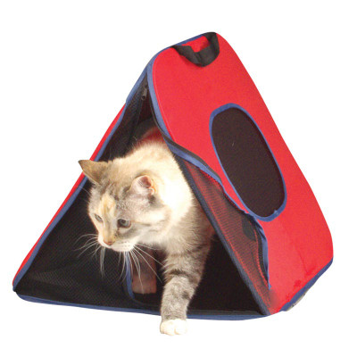 SportPet Pop Open Cat Carrier And Home For Pets Up To 15 Lbs