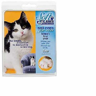 Feline Soft Claws Nail Caps Starter Kit