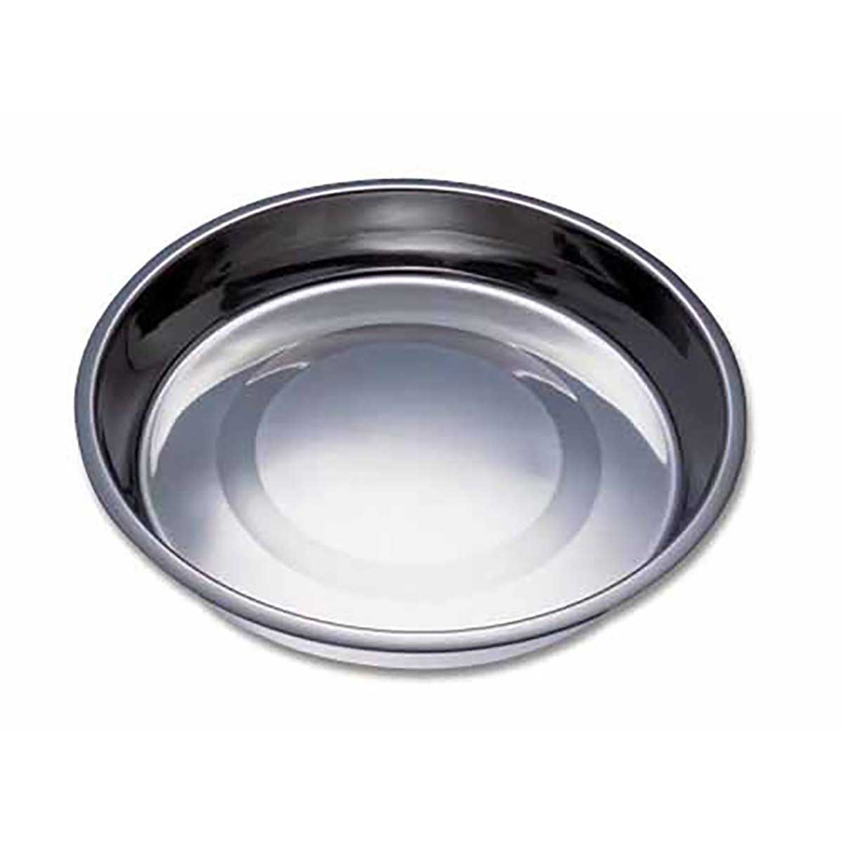 Indipets Stainless Steel Puppy Pans 10 inch