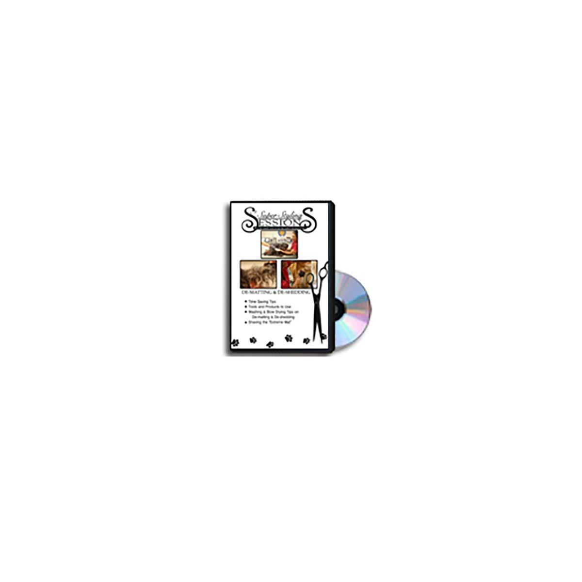 Super Styling Sessions - De-Matting & De-Shedding DVD