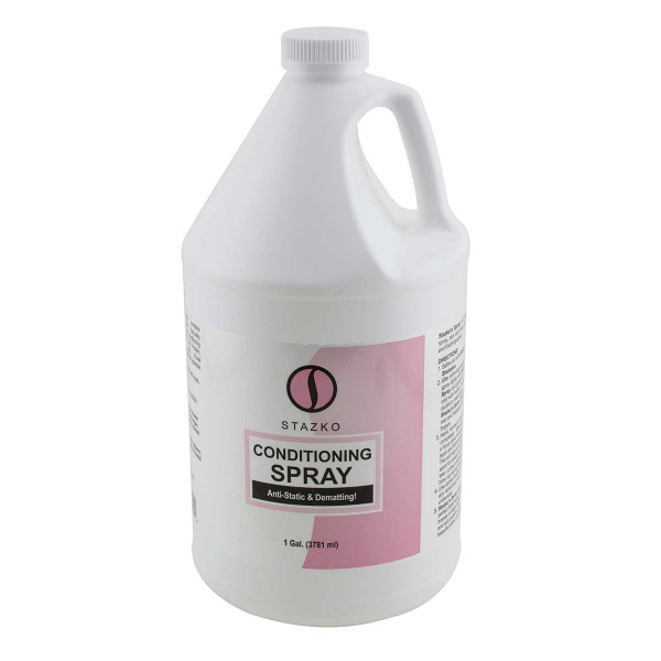 Gallon of Stazko Detangler/Conditioning PEt Spray