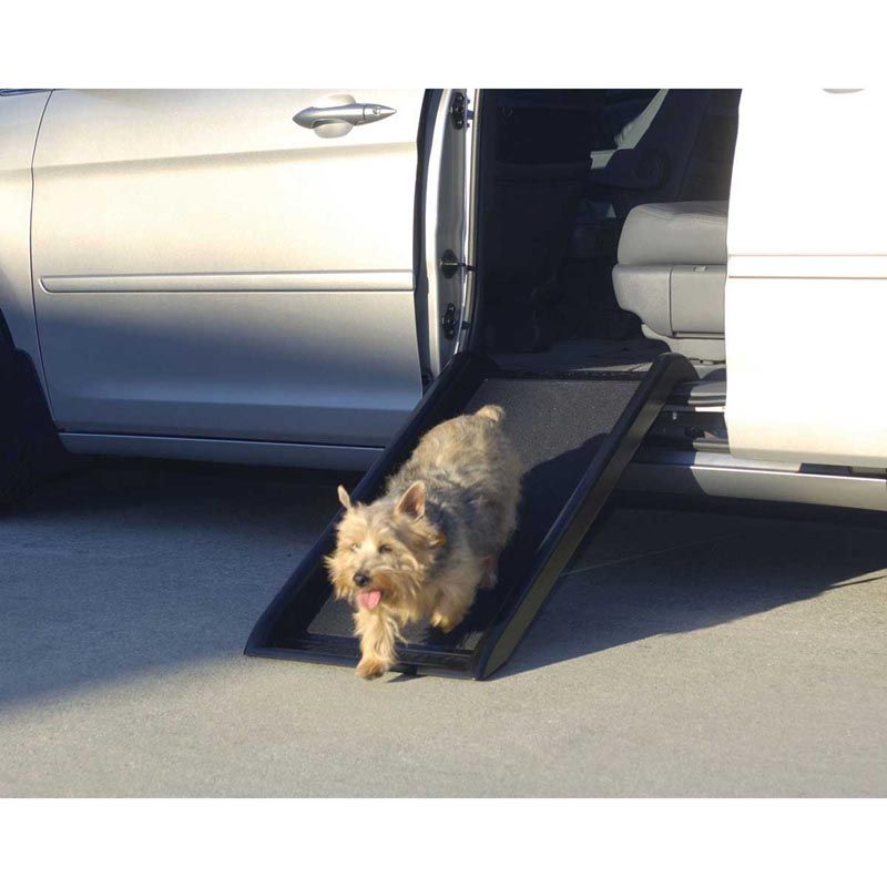 Solvit Smart Ramp Jr - Dog Ramp for Cars